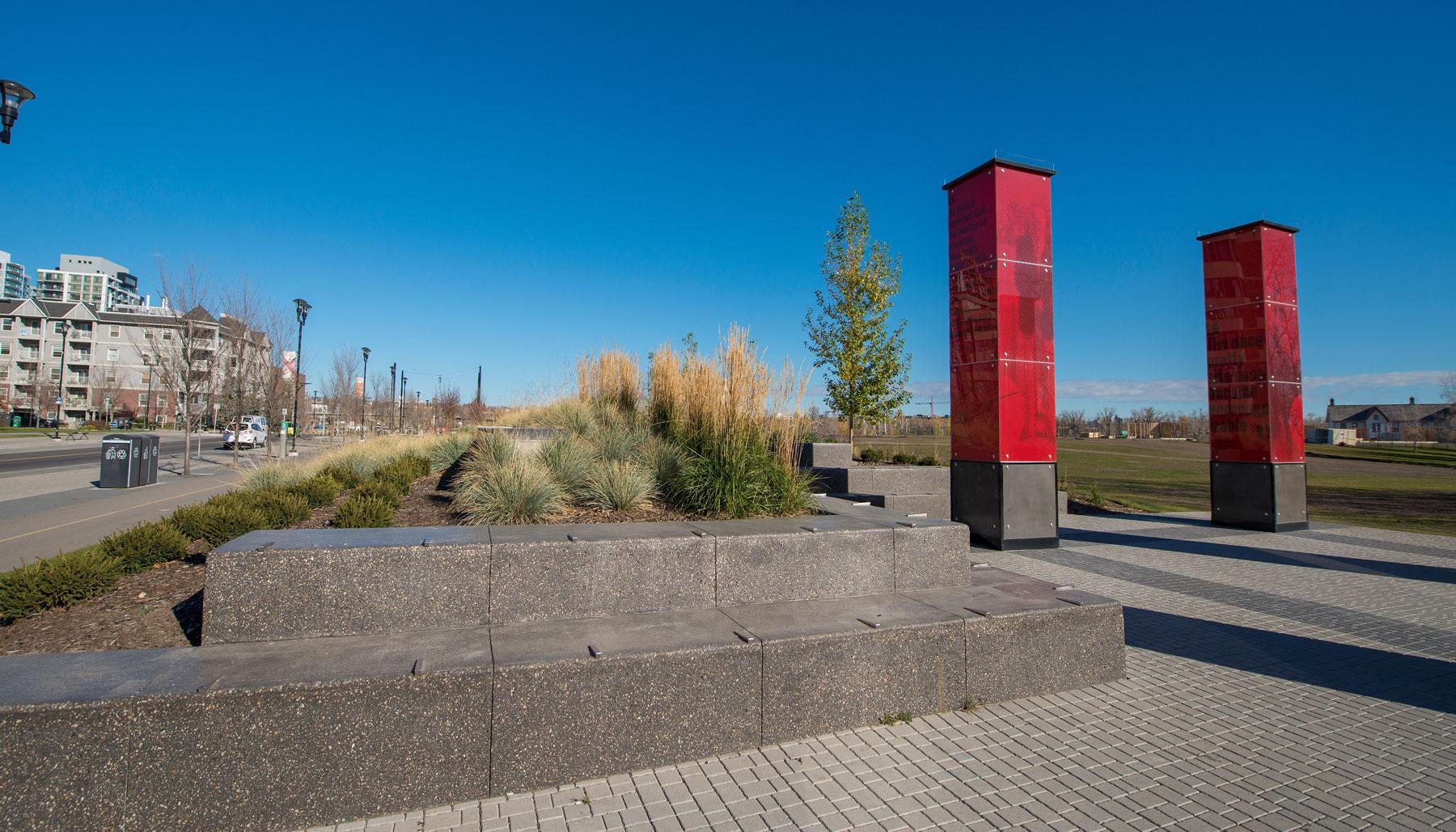Fort Calgary Edges