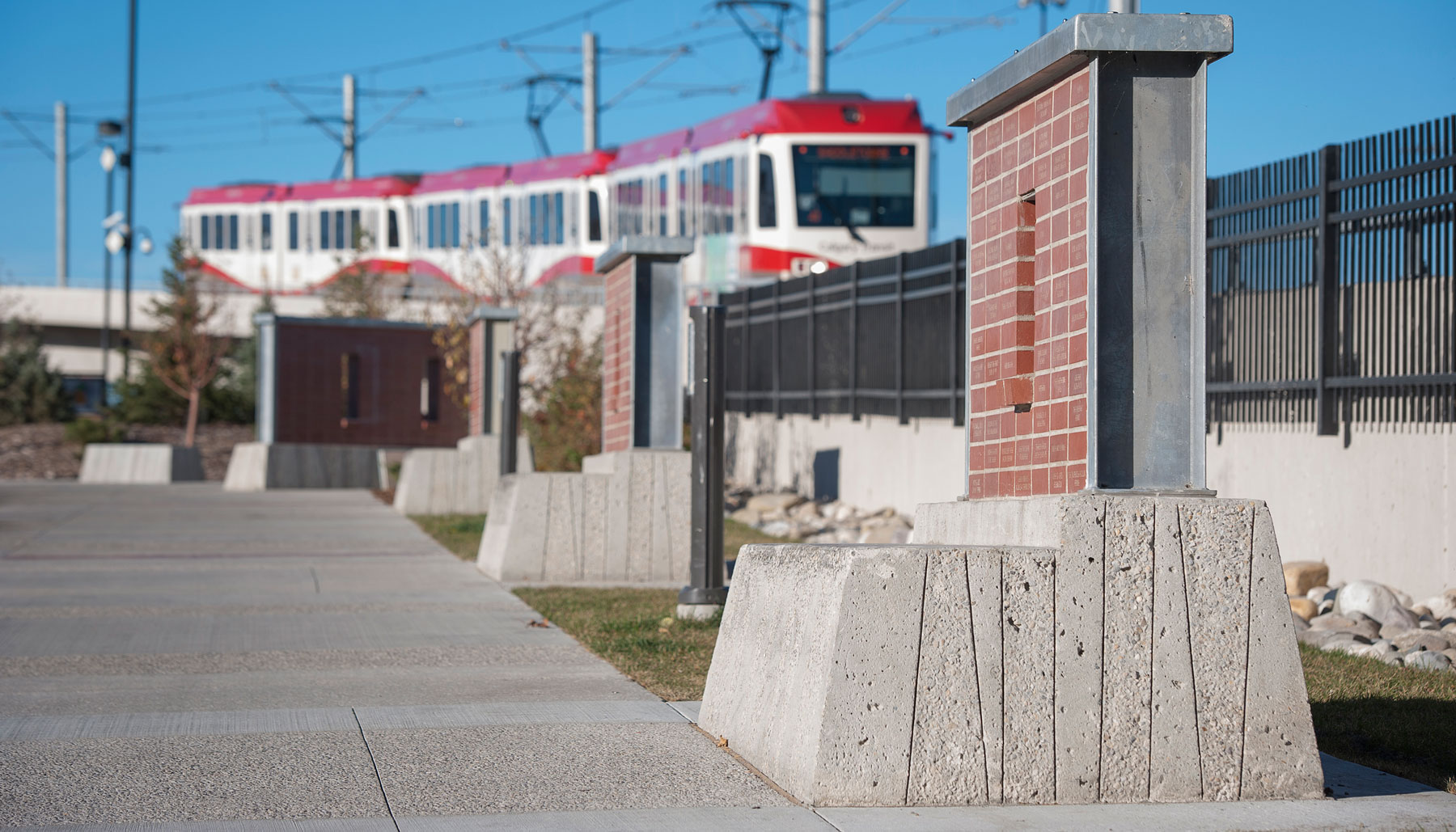 West LRT-Millenium Park