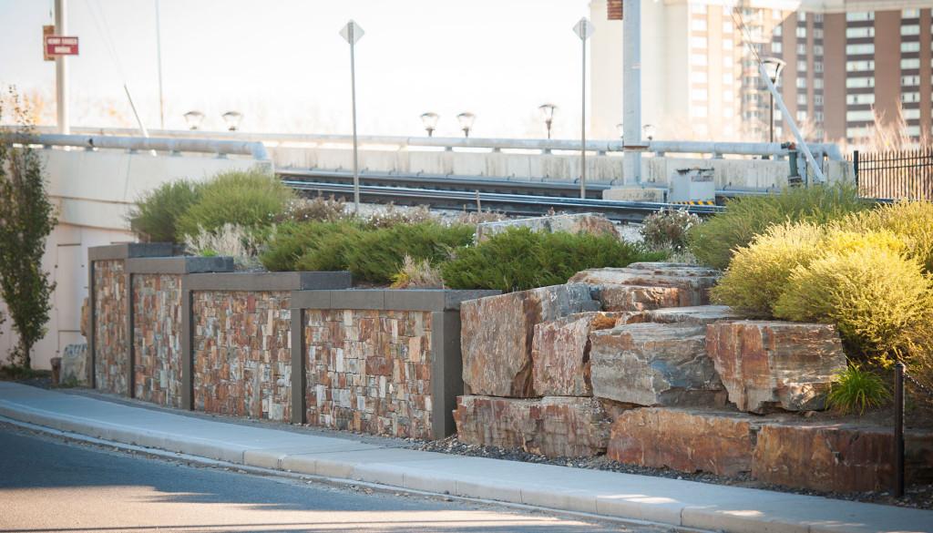 Structural Concrete Features Amp Fencing Marmot Construction